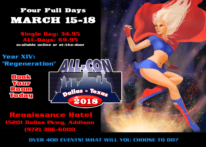 Image result for All-Con at Hotel InterContinental